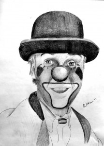 Clown-Hannes